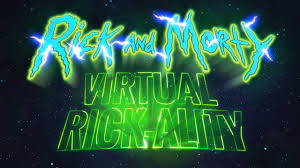 adult mini games rick and morty virtual rick ality available now adult swim