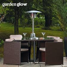 Table Top Patio Heaters by Garden Glow 4kw Table Top Patio Heater Patiomate