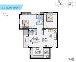 floor plans ruby elite at santhoshapuram velachery main road