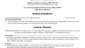 Experienced Nursing Resume Pharmacy Personal Statement Letter Cover Letter Veterinary
