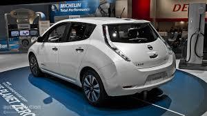 nissan car 2014 2014 nissan leaf specs and photos strongauto
