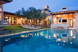 Backyard Pool Landscaping Ideas by Backyard At The In Ground Pool Landscaping Ideas Dream Houses