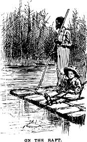 adventures of huckleberry finn illustrated by paul frame