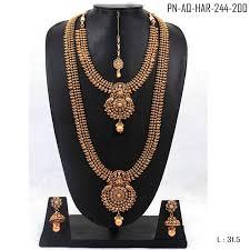 necklace sets images Antique haram designer necklace set fbh12 griiham jpg