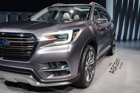 subaru suv concept here u0027s a look at the subaru ascent concept