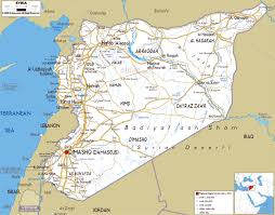 Large Map Of The World Popular 211 List Map Of Syria