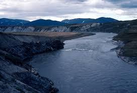 Eagle River Alaska Map by Noatak River