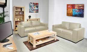 mistergooddeal canapé canapé mistergooddeal canapé torinio 3 2 places cuir beige