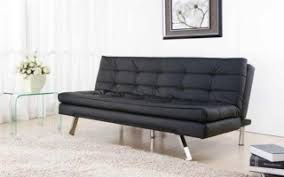 leather sofa bed home design ideas
