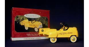 1997 hallmark kiddie car classics murray dump truck ornament