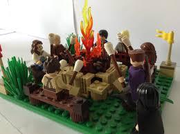 lego ideas percy jackson camp half blood
