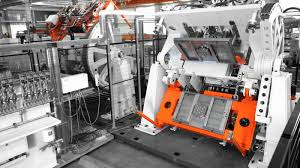 gravity die casting machine kuka ag