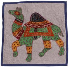 Wholesale Suppliers For Home Decor by Wholesale Pure Cotton Camel Cushion Cover In Bulk 16x16 U201d Hand
