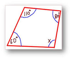 worksheet on quadrilateral 10 different types of question in
