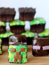 minecraft cupcakes confessions of a cookbook