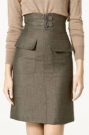 high waisted skirts best bet zara s slimming high waisted skirt high waisted pencil