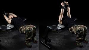 Straight Bench Press Dumbbell Bench Press Workout For Explosive Pressing Power