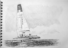sailing on the sketch pad u003e u003e scuttlebutt sailing news
