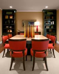 Red Dining Room Walls The Amazing Options Of Red Dining Room Chairs Artenzo