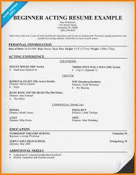 Beginner Resume Examples by Download Resume For Beginners Haadyaooverbayresort Com