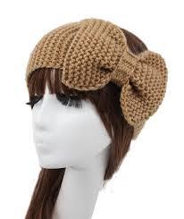crochet ear warmer headband aliexpress buy crochet ear warmer headband handmade knit
