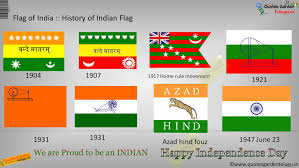 The Indian Flag Historical Flags Of India Vexillology