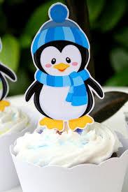 Penguin Baby Shower Decorations 82 Best Leo U0027s Baby Shower Penguin Theme Images On Pinterest