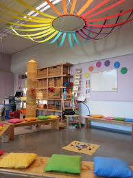 decoration beautiful rainbow kids room color theme