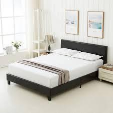 Tufted Bed Frame Queen Bed Frames King Upholstered Platform Bed Upholstered King Sleigh