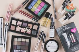 Make Up Nyx nyx professional makeup limited release box punica makeup