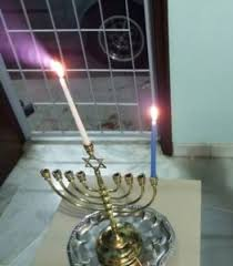 noahides may light hanukkah candles without a blessing asknoah org