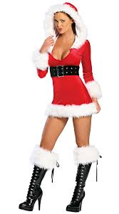santa costumes 30 94 womens velvet hooded santa claus christmas costume for
