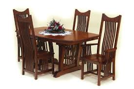 Mission Dining Room Furniture Mission Dining Room Table Rustic Mission Dining Room Set W 2 Chair