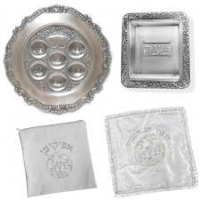 passover seder set passover gifts seder plates and matzah tray sets