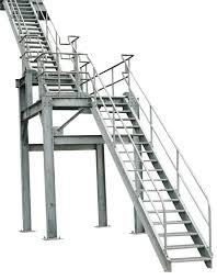 calico ladders carbis st108gsa aluminum stair slip resistant tread