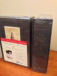 lord of the rings 50th anniversary edition lord of the rings 50th anniversary special edition hardcover gift