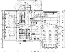hotel motel lodging hotel 2d dwg plan for autocad designscad additional screenshots