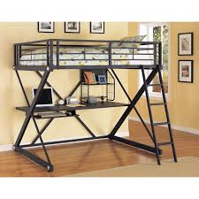 Bunk Bed Desk Combo Plans Stupendous Bunk Bed Desk Plans Free Pictures Of Bunk Beds Queen