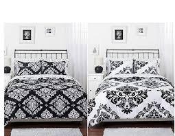 Damask Duvet Cover King Do You Like Black And White Duvet Covers U2013 Feifan Furniture