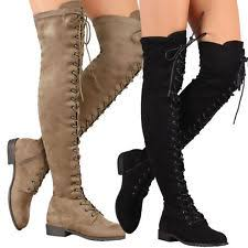s gogo boots size 11 solid knee high boots for s size 11 ebay