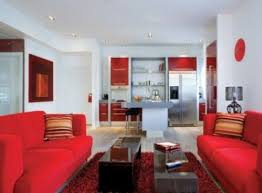 Living Room With Red Sofa by 192 Best Salon Images On Pinterest Red Couches Red Sofa And