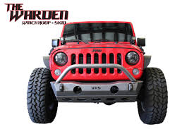 jeep winch bumper the warden front winch bumper vks fabrication