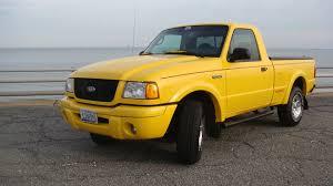 Yellow Ford Ranger Truck - olfordtruck 2003 ford ranger regular cab specs photos