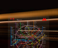 Moscow Metro Map by Moscow Metro Map 3 0
