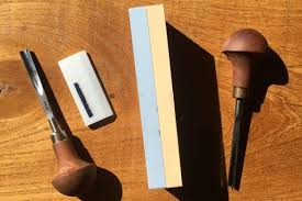 pfeil lino cutting tools a guide by draw cut ink press