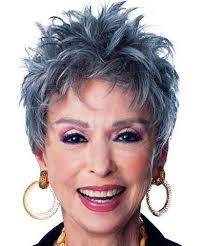 short hairstyles for gray hair women over 50 square face gorgeous short gray hairstyles for older women with pictures list