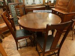 Antique Oak Dining Tables Chair Engaging 18 Gothic Dining Room Designs Ideas Design Trends