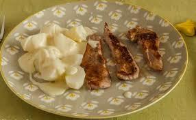 cuisiner navets nouveaux recettes de navets nouveaux et de sauce blanche