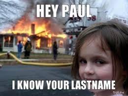 Paul Meme - paul meme kappit