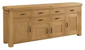 Large Sideboards Clovelly Oak Clovelly Extra Large Sideboard Sideboards